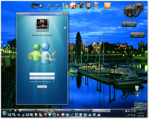 Descargar BioWindows7® RT-MOD™ [Windows 7 Desatendido] Gratis