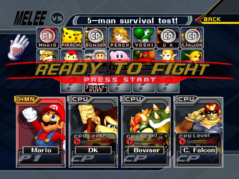 Descargar Super Smash Bros Melee Super Comprimido Iso Software Lopuhope S Diary